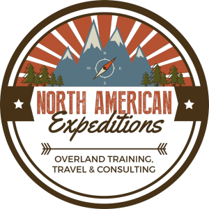 North American Expedition Logo